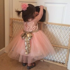 Other - Toddler girl birthday wedding party princess dress